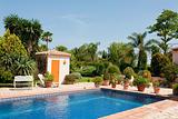 Scenic pool