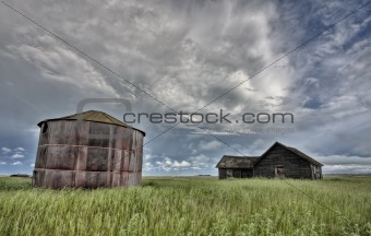 Abandoned Farm