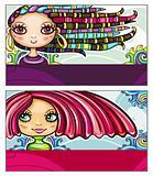 Fashion cards 1
