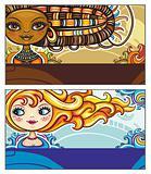 Fashion cards 2
