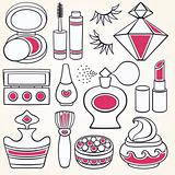 Vector make up set 1