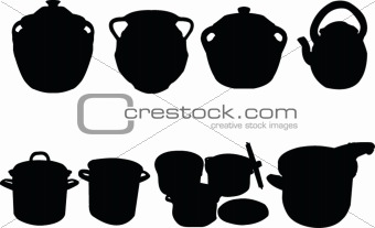 casseroles collection