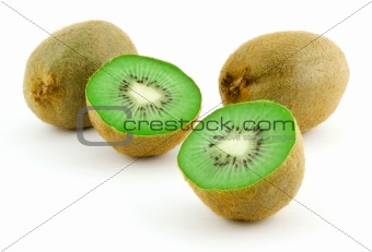 kiwi and slices