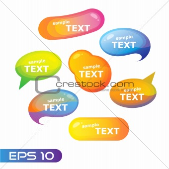 abstract-speech-bubble-eps10