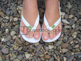 Brazilean feet