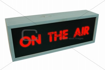 On the air