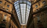 Galleria Vittorio Emanuele II roof 2