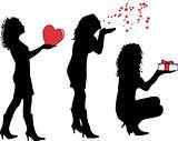 Female Valentines