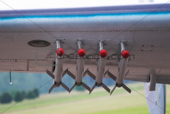 airplane bombs