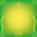 hindu henna background