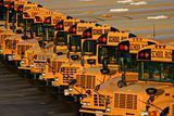 School Bus Lot