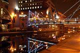 Birmingham Brindley Place Canal