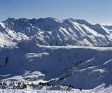 Pirin mountain, mountainous massive named Strajite, Bulgaria, Balkans