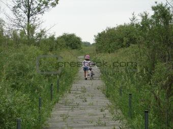 Little Bike Rider