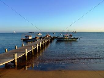 Fishing Deck in Rio das Ostras