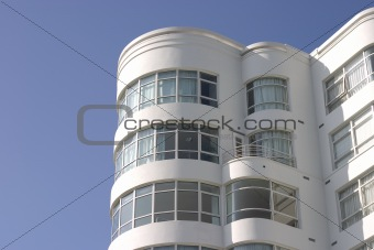 Art Deco Apartment Building #2