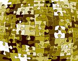 Jigsaw pattern