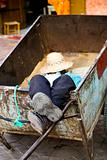 Sleeper in Marrakesh