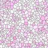 Pink Stained Glass