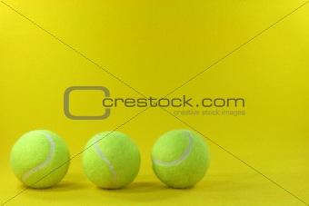 three balls left side