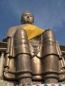 Sitting Buddha image