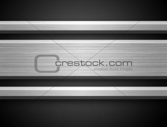 Aluminium Silver Bar