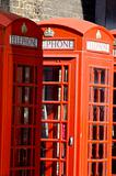 London's Telephone Booths