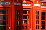 London's Red Telephone Booths