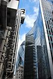 City of London-Modern Architecture
