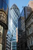 Modern architecture-The Gherkin