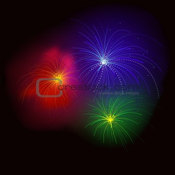 Fireworks RGB