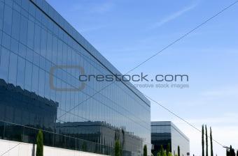 Business complex