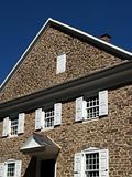 1768 Quaker Meetinghouse (Church), Pennsylvania