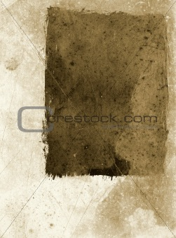 Blank vintage paper