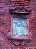 Victorian Wall Plaque