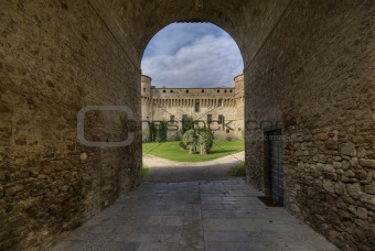 Civitella Castle, Umbria