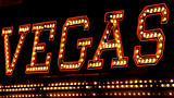 Vegas neon sign