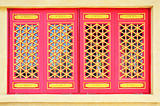 Chinese traditional windows