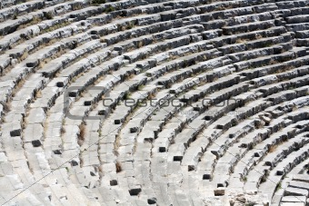 Amphitheater in Myra