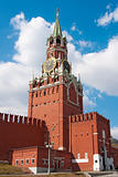 The Moscow Kremlin 
