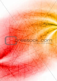 Abstract bright backdrop