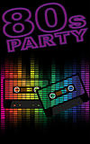 Retro Party Background