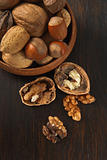 Mixed Nuts with Shelled Walnut