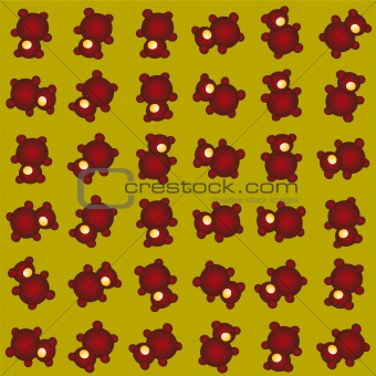 Cyclops Bear Pattern