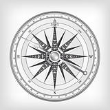 World_Compass_Isolater_Vector