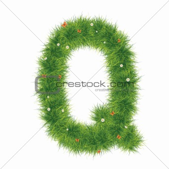 Alphabet_Grass_Q_