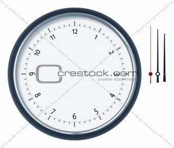 clock construction set