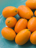 Dish Of Fresh Kumquat