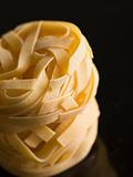 Pasta, Fettuccine, Nests