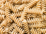 Pasta, Fusilli, Wholewheat